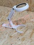 Лупа трансформер з підсвічуванням FS55RC, фото 6