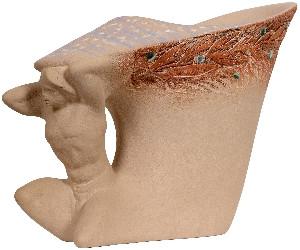 Керамічна статуетка Атлант