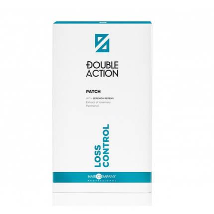 Комплект пластырей против выпадения волос Loss Control Patch Double Action 3х10 шт, фото 2