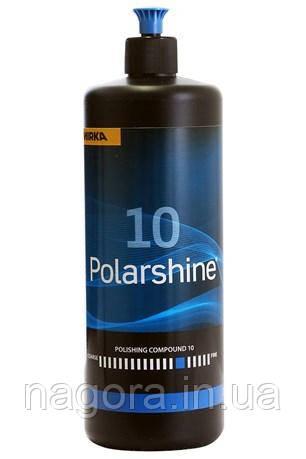 Полировальная паста, одношаговая, MIRKA Polarshine 10 (1л)