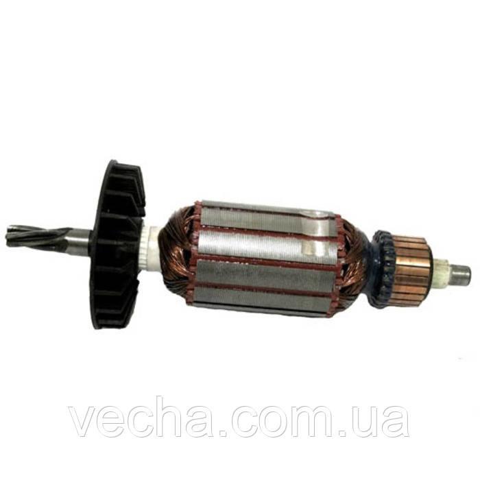Якорь перфоратора Bosch GBH 2-24, 35*153 5-з. влево