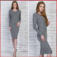 Классическое  зимнее платье Даяна, фото 1