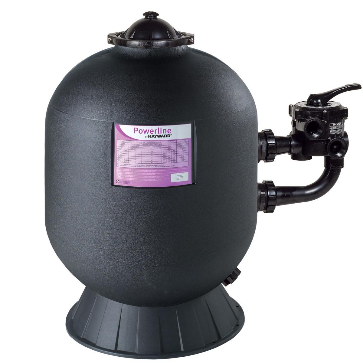 Фильтр Hayward PowerLine 81113 (10 м3/ч, D511) для бассейна с объёмом воды до 40 м3