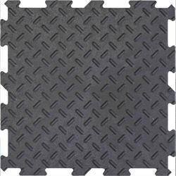 Покрытие для пола Alpha Tile. 30*30 см, черный, уп. 10шт.