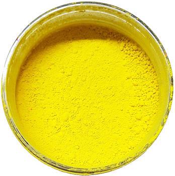 Пигмент светопрочный лимонный 10G