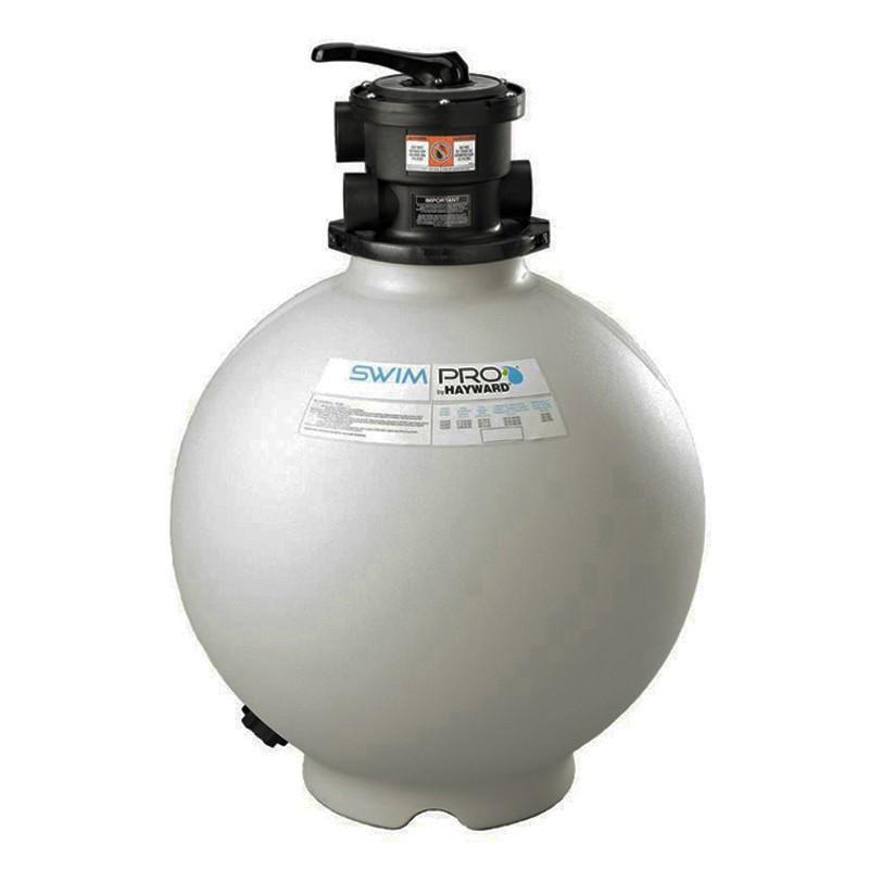 Фильтр Hayward SwimPro VL240T (11,3 м3/ч, D600) для бассейна с объёмом воды до 45 м3