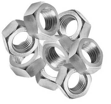 Гайка шестигранная М6 ГОСТ 5915-70, DIN 934, фото 2