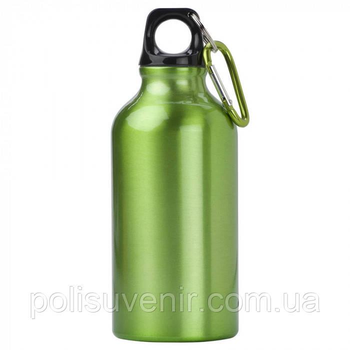 Пляшка в алюмінієвому корпусі 400 мл