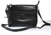 Компактная стильная кожаная женская сумка Solanaart. 0634, фото 1