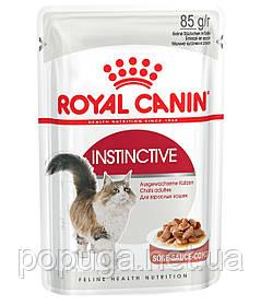 Консервы Royal Canin Instinctive в соусе, 85 г