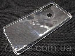 Чехол для Samsung Galaxy A9 A920 (2018) силиконовый прозрачный