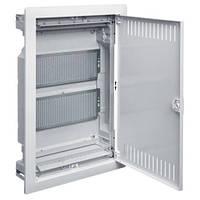 Щит Hager 505х348х94,5 внутренний 2 ряда металлическая дверца Volta VU24NWB