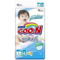 Подгузник GOO.N для детей 9-14 кг (L, унисекс, 54 шт) (853076)