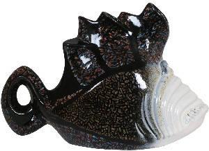 Статуэтка керамическая Рыба Рыцарь