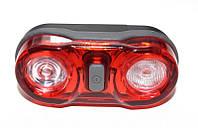 Вело фонарь стоп сигнал на велосипед, фото 1