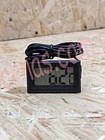 Термометр 27004 цифровой TPM-10 кабель 1м черный