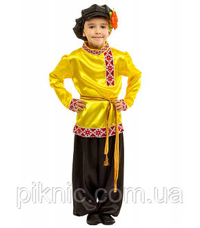 Детский костюм Иванушка для мальчиков 5-12 лет. Новогодний карнавальный маскарадный костюм, фото 2