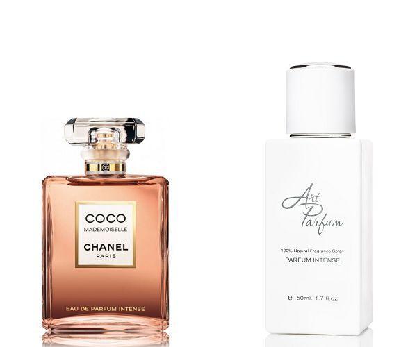Parfum Intense 50 Ml Coco Mademoiselle Chanel высокое качество по