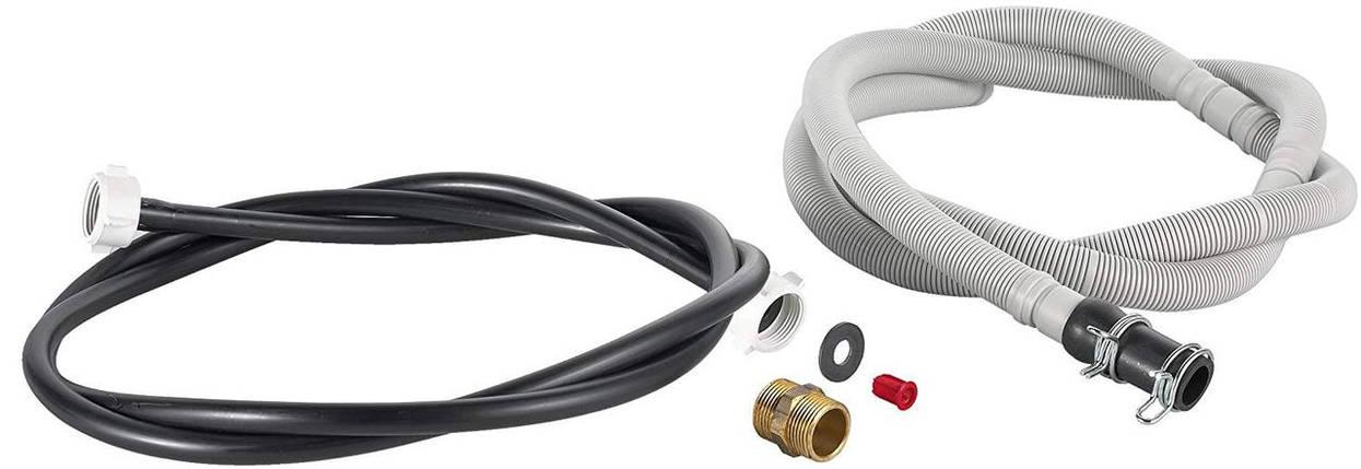 Комплект для удлинения системы подачи и отвода воды Bosch SGZ1010, фото 2