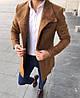 Мужское пальто пиджак шерстяной