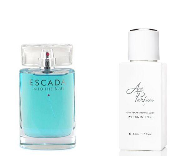 Parfum Intense 50 Ml Into The Blue Escada высокое качество по