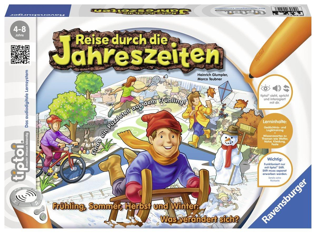 Игра Путешествие по сезонам - Ravensburger 00514