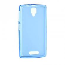 Чехол накладка силиконовый SK TPU Soft для Xiaomi Redmi Note 3 Pro синий