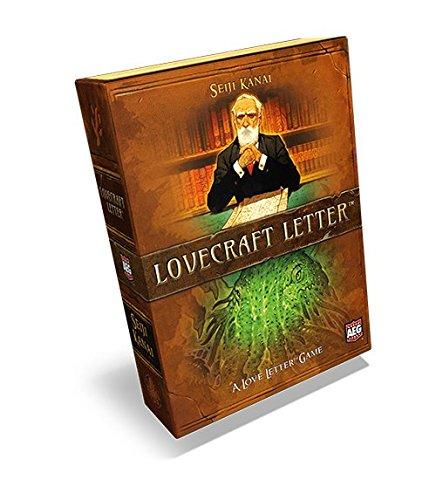 Карточная игра Lovecraft Letter - Alderac Entertainment ALD05123