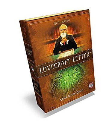 Карточная игра Lovecraft Letter - Alderac Entertainment ALD05123 , фото 2