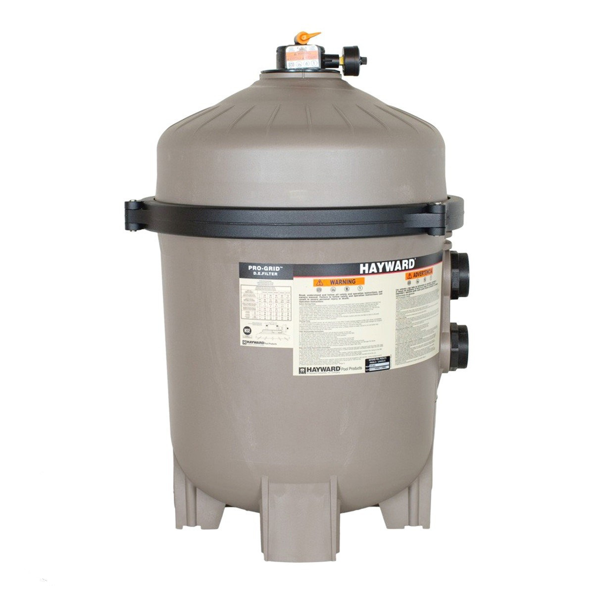 Фильтр Hayward ProGrid DE4820 (22 м3/ч D660) для бассейна с объёмом воды до 90 м3