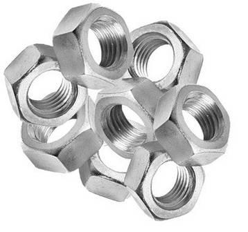 Гайка шестигранная М18 ГОСТ 5915-70, DIN 934, фото 2