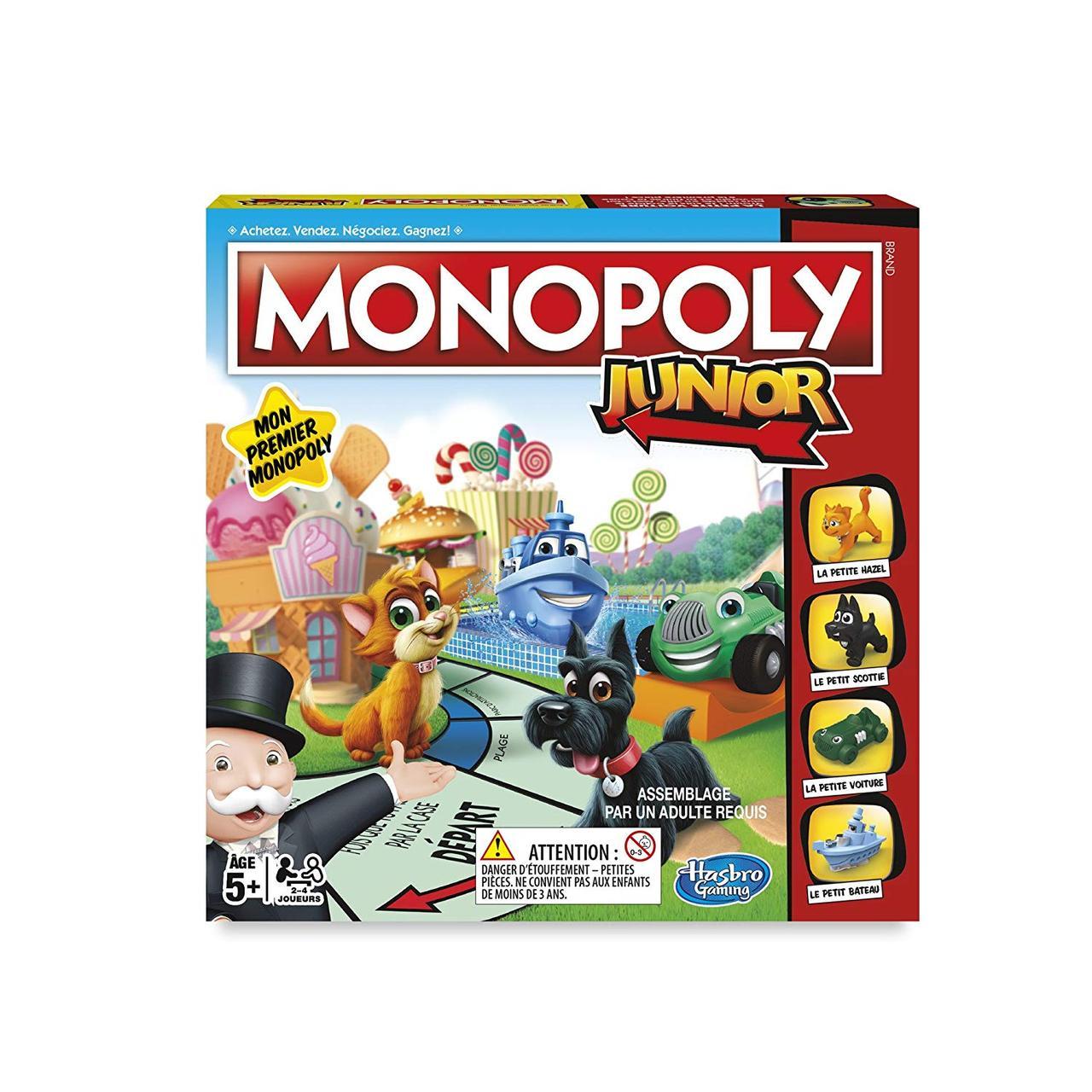 Монополия - Hasbro Gaming  A69844470