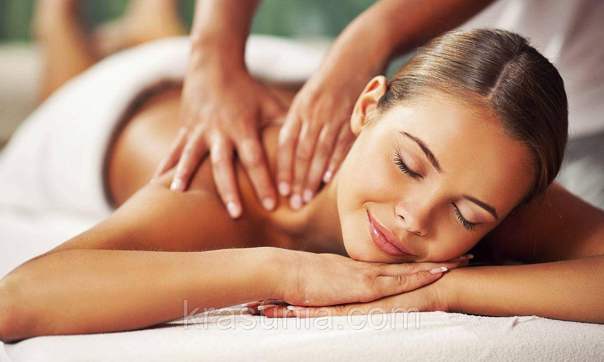 Каким должен быть массаж? . Статьи компании «Красуня»