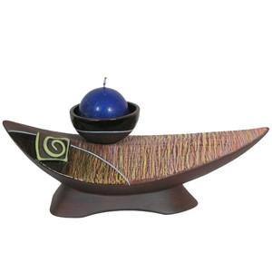 Подсвечник керамический Серф