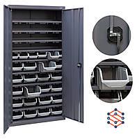 Шкаф инструментальный для контейнеров ЯШМ-18 исп.2