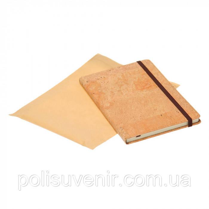 Записна книжка 'Portel' А5 кремовий блок