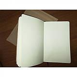Записна книжка 'Portel' А5 кремовий блок, фото 4