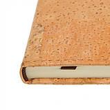 Записна книжка 'Portel' А5 кремовий блок, фото 7