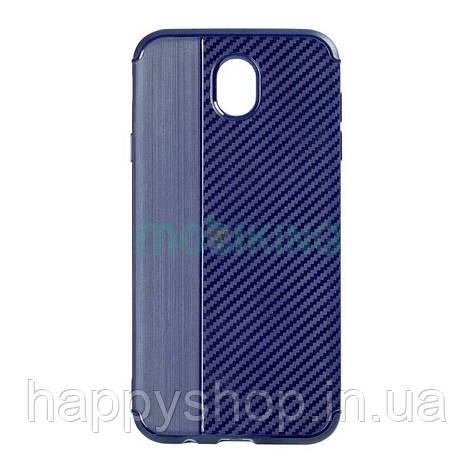 Чехол-накладка IPaky Thin Carbon для Xiaomi Redmi 6 (Blue), фото 2