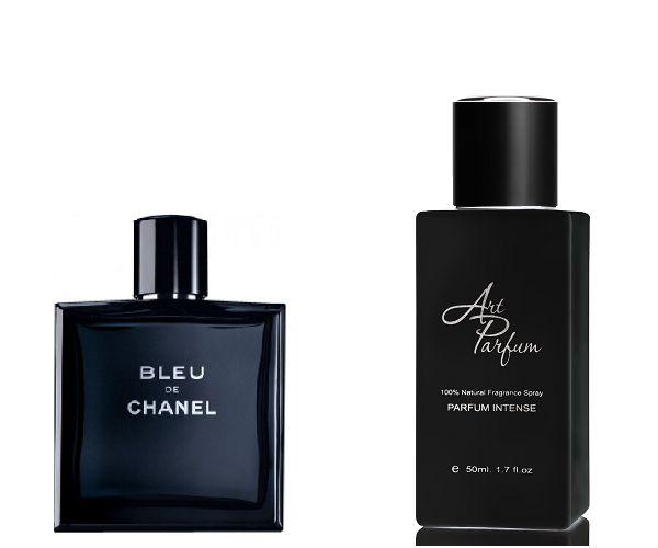 Parfum Intense 50 Ml Bleu De Chanel Chanel высокое качество по