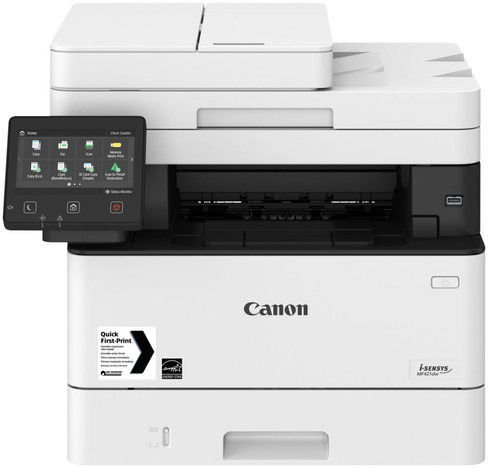 Многофункциональное устройство Canon MF421dw c Wi-Fi