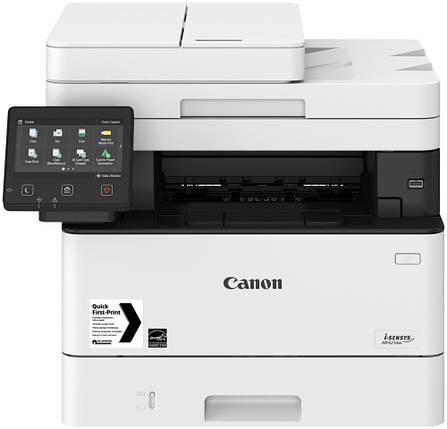 Многофункциональное устройство Canon MF421dw c Wi-Fi , фото 2