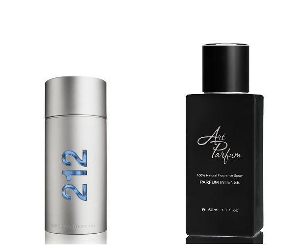 Parfum Intense 50 Ml 212 Men Carolina Herrera высокое качество по