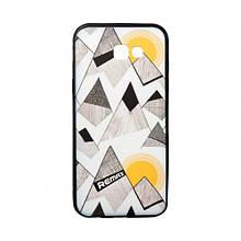 Чехол накладка силиконовый Remax Gentleman для Xiaomi Mi Note 2 Everest