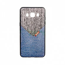 Чехол накладка силиконовый Remax Gentleman для Xiaomi Mi Note 2 Jeans RM-279