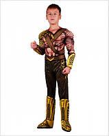 Детский карнавальный костюм Аквамена на праздник, фото 1