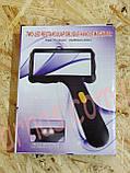 Лупа ручная с подсветкой Magnifier 84026A, фото 3