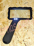 Лупа ручная с подсветкой Magnifier 84026A, фото 2