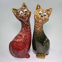 Набор керамических фигурок Кошки