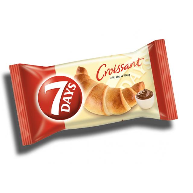 Круассаны 7 Days Chipita 60г. midi какао